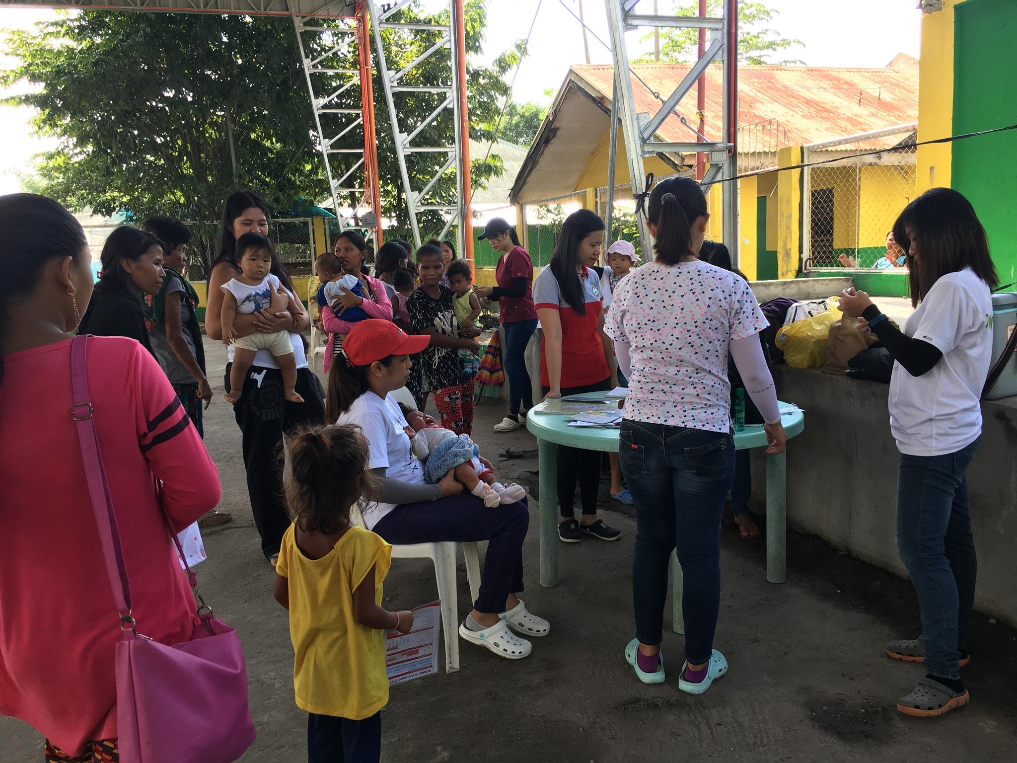 Provision of Health Services in Brgy. Bueno