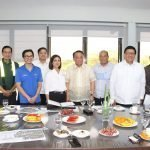 Supreme Court Chief Justice Lucas Bersamin Visits New Clark City