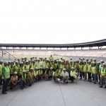 Capas LGU employees visit New Clark Green City