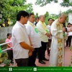 Blessing and Inauguration of Capas East District Teachers' Hall