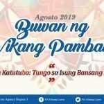 Buwan ng Wikang Pambansa Agosto 2019