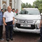 A Top of the Line New Unit of Mitsubishi Montero 2020 was Donated to Capas