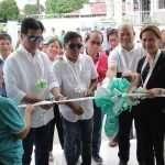 Blessing of Barangay Hall of Manga, Manlapig & Sto. Domingo I