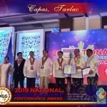 Congratulations Municipality of Capas for being recognized as one of the 2019 National Anti-Drug Abuse Council Performance Award