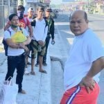 20 Construction Workers who Walked from Manila to Pangasinan and Nueva Ecija