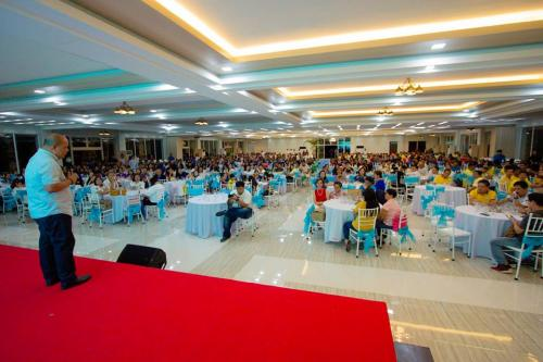 Capas LGU - Christmas Party 2018